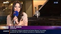 """Showbiz: Émilie Simon sort son nouvel album intitulé """"Mue"""" – 22/03"""