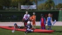 MLB 14 The Show I Brett Lawrie s Camp for Disadvantaged Sports