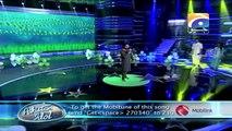 Pakistan Idol 2013-14 - Episode 31 - 09 Gala Round Top 7 (Zamaad Baig)