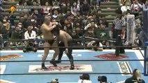 Hirooki Goto vs. Minoru Suzuki (NJPW)