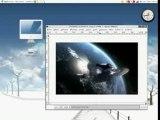 bureau GNOME avec XGL + Beryl sous Linux