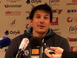 Rugby Top 14 - François Trinh Duc après réagit Oyonnax - Montpellier