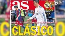 Revue de presse : édition spéciale Clasico !