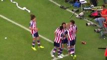 Atlas 1 - 1 Chivas... Atlas y Chivas dividieron puntos en el Clásico Tapatío