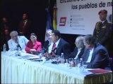 (Vídeo) Hugo Chávez Frías en el Centro Cultural de la Cooperación