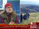 The Debate with Zaid Hamid (Special Programme On The Zaid Hamid's New Book (From Indus to Oxus)) 23 March 2014