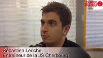 La JS Cherbourg s'offre le derby normand face à Gonfreville (24-18)