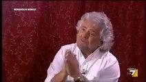 M5S Beppe Grillo intervistato da Mentana - Integrale - MoVimento 5 Stelle