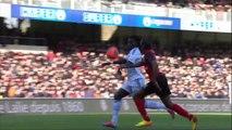 But Bafetimbi GOMIS (46ème) - EA Guingamp - Olympique Lyonnais - (0-1) - 23/03/14 - (EAG-OL)