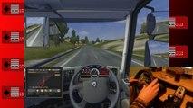 Euro Truck Simulator 2 With Logitech G25