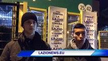 23.03.14- LAZIONEWS dá la parola ai tifosi biancocelesti dopo Lazio-Milan 1-1