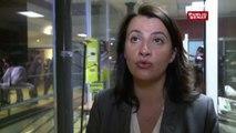 """Cécile Duflot : """"la quasi-totalité des listes écologistes progressent"""""""