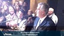 Municipales 2014. Boulogne-Billancourt (92) : le maire sortant a frolé sa réélection.