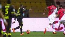 But Divock ORIGI (38ème) - AS Monaco FC - LOSC Lille - (1-1) - 23/03/14 - (ASM-LOSC)