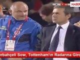 Fenerbahçeli Sow, Tottenham'ın Radarına Girdi