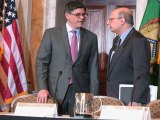 US Treasury Secretary Lew To Undergo Surgery