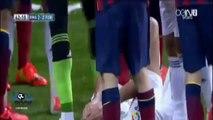 ملخص مباراة ريال مدريد وبرشلونة 3-4 [23-3-2014] حفيظ دراجي