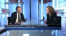 NKM invitée politique de Guillaume Durand sur Radio Classique, le 24/03/2014