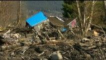 Morts sous des tonnes de boue au nord-ouest des USA