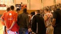 BASKET - Aix Maurienne Savoie Basket / St Quentin - 35ème Journée Pro B