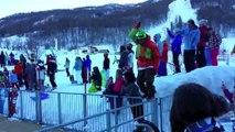 Ski Serre che UCPA mars 2014