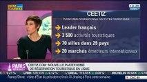 Made in Paris: Éric Blanc, Ceetiz.com, dans Paris est à vous - 24/03