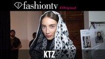 KTZ Fall/Winter 2014-15 Backstage   London Fashion Week LFW   FashionTV