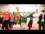 Change Flash Mob Dance!! 1st@ワンフェス2014 (small size ver.)