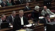 Procès Pistorius : cris terrifiants et coups de feu la nuit du meurtre