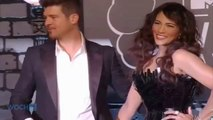 Robin Thicke Hasn't Been Served Divorce Papers From Paula Patton Just Yet