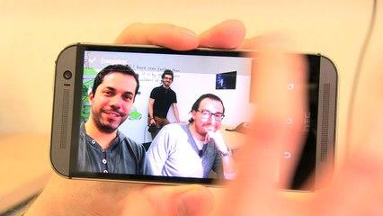 HTC One M8, la prise en main