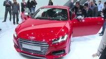 Audi TTS at Geneva 2014 - Interview with Ruppert Stadler, CEO