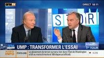 """BFM Story: Élections Municipales: l'UMP espère """"transformer l'essai"""" - 24/03"""