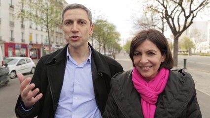 Anne Hidalgo et Christophe Najdovski ont un message pour vous !