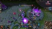 League of Legends -Présentation du rôle d'un jungler - Partie 1