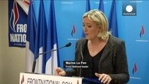 Municipales françaises : Poussée du Front National sur fond d'abstention record