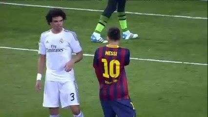 Pepe et Messi en conversation privée