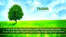 Taqwa ᴴᴰ ┇ Thought Provoking ┇ The Daily Reminder ShazUK (Every Breath we take is a Breath Closer to Death Lets Try To Please Allah Ameen