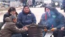Les revendications séparatistes se radicalisent dans l'est de l'Ukraine