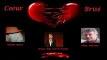 """Musique : Chanson d'amour : """"Coeur Brisé""""."""