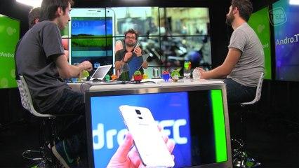 AndroTEC 018: Test du Galaxy S5, SFR-Numericable, Google TV & Google IO