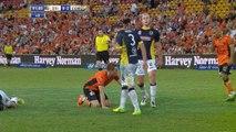 Brisbane Roar 0-2 Central Coast Mariners - A-League