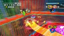 Sonic Heroes - Team Dark - BOSS : Team Chaotix