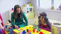 Kate Middleton Visits Children's Hospice, Participates In First Solo Engagement During Royal Tour