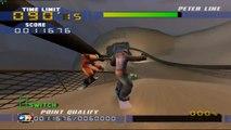 Evolution Snowboarding HD on Dolphin Emulator (Widescreen Hack)