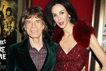 Mick Jagger Grieves, Mila Kunis Expects a Baby