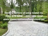 Kick Up Your Driveway With A Cobblestone Apron | Old Westbury, N.Y 11568