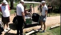 Golf Cart Crash - Golf Cart Epic Fail