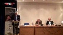 """Παρουσίαση του βιβλίου του πρέσβη ε.τ. Αλ. Μαλλιά """"Η Άλλη Κρίση: Η Μαρτυρία Ενός Πρέσβη"""" στο Επιμελητήριο Κιλκίς"""