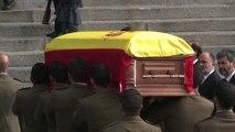 La Spagna rende omaggio a Suarez, primo ministro del dopo Franco